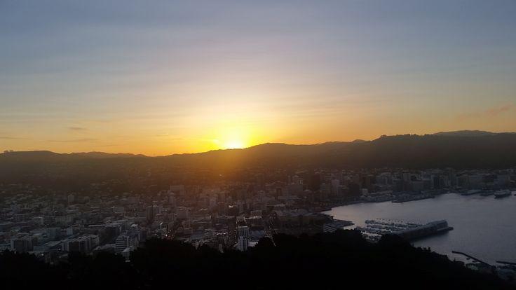 My beautiful city