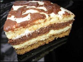 Поварешки: Вкусный сметанный тортик
