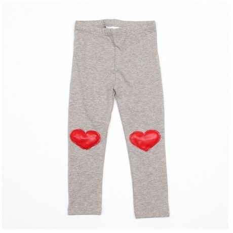 Mini Rodini heart legging. Available to buy at http://www.fromlolawithlove.com.au