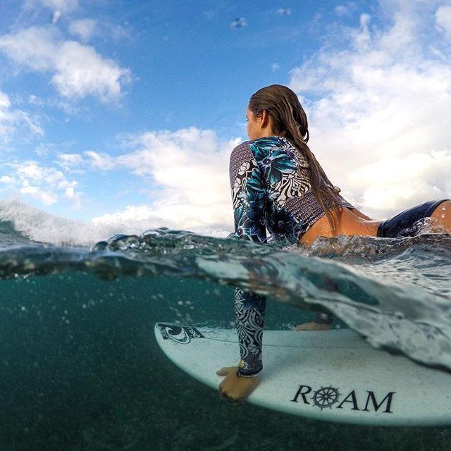 blue hawaii // @kiana4s #gopro #oneill365