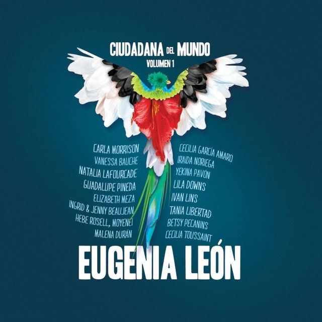 """Luna de Octubre"" by Eugenia Leon Carla Morrison was added to my Descubrimiento semanal playlist on Spotify"