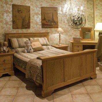 Alterton Furniture Alterton Furniture New England Double Bed Frame