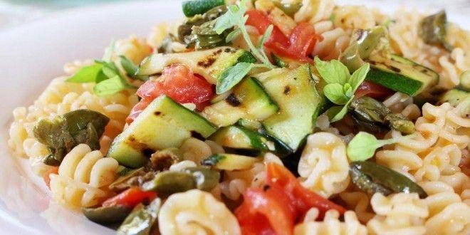 Pasta fredda: ricette facili e veloci #pasta #pastafredda #ricette #ricetta #cucinare