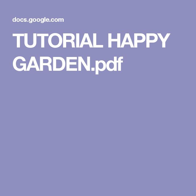 TUTORIAL HAPPY GARDEN.pdf