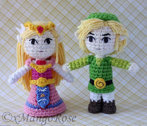 1000+ images about Gamer Crochet on Pinterest Amigurumi ...