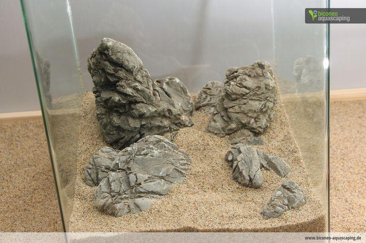 Liter Aquarium http://www.biconeo-aquascaping.de/aquarium-deko-steine ...