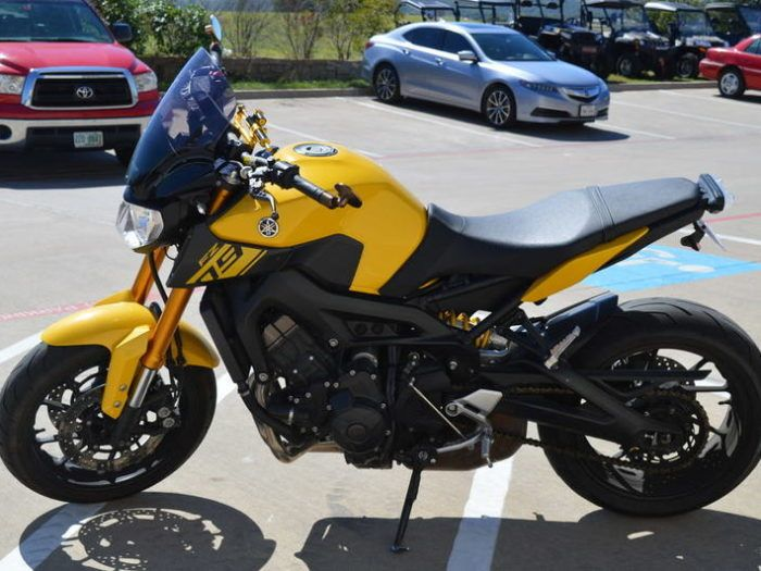 #DailyDeals 2015 #Yamaha FZ-09 Only $6725 from Freedom Powersports in #FortWorth  #Motorcycle #DFW #Motorcycles