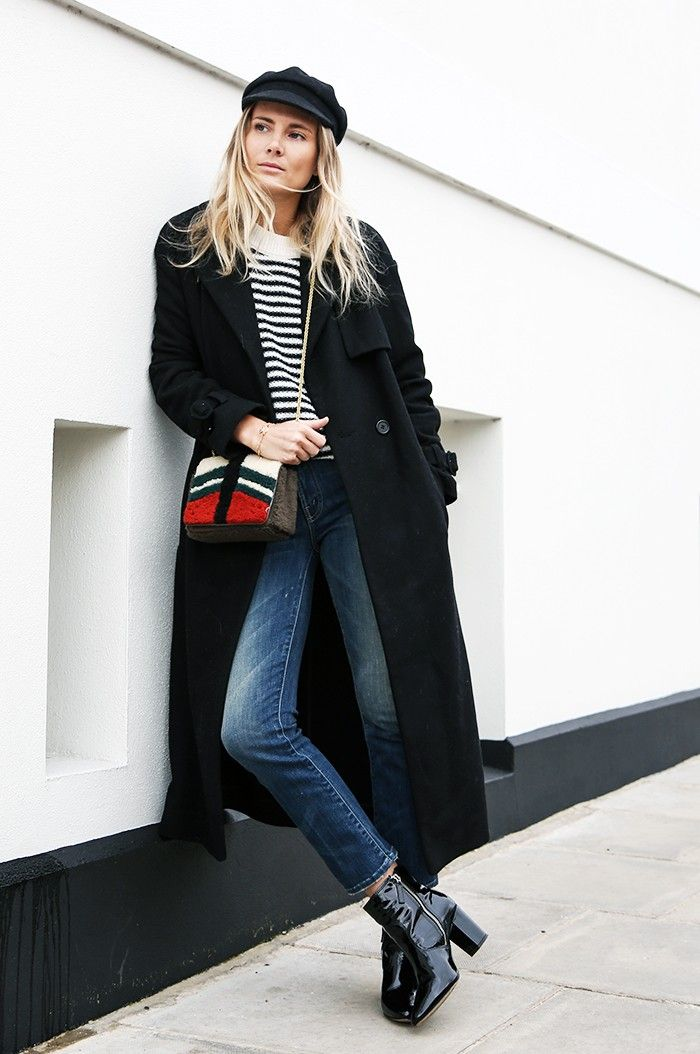 10 Style Blogger's Solutions to Cold Weather Dressing via @WhoWhatWearUK