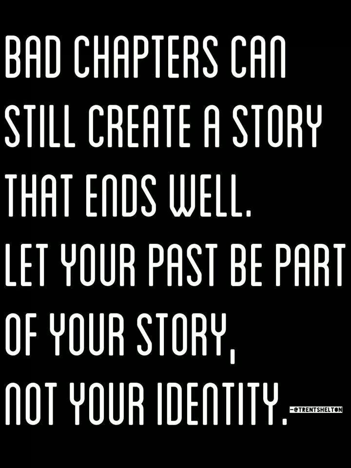 Hence why its called Past too Shape you into something Better (: DUHH tho everyone has one. #LearnFromIt!!