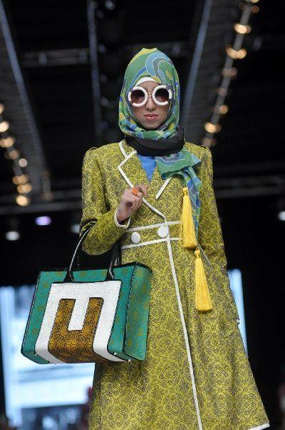 Baju Batik Muslim Terbaru Dian Pelangi