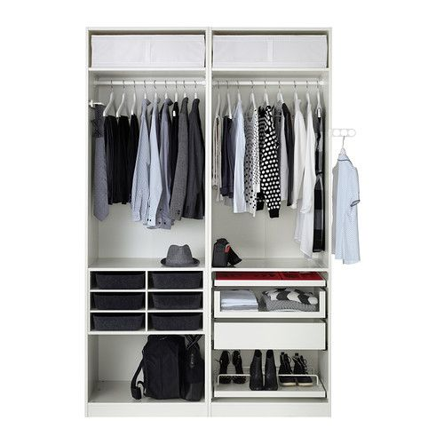 Pax wardrobe ikea 10 year limited warranty read about the terms in the limit - Armoire penderie ikea pax ...