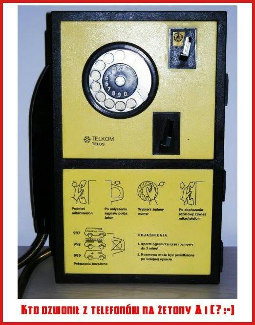 Aparat (Budka telefoniczna) |  ☛ ۞ 150° pl  https://de.pinterest.com/bhu999k/prl/