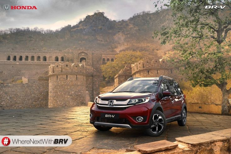 #Honda #BRV bookings open in India for INR 21,000