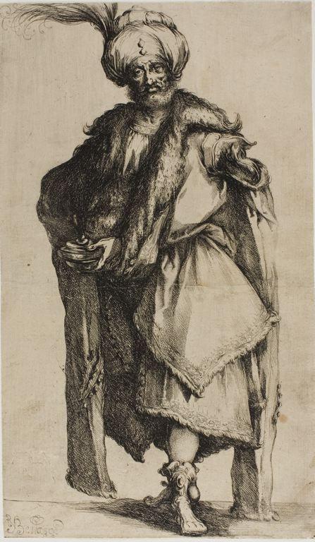 The Three Magi. Caspar, King of Tarsus (c.1610)