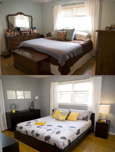 138 best gray & yellow bedroom/home images on pinterest