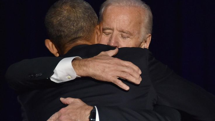"""To know Joe Biden is to know love without pretense, service without self regard, and to live life fully,"" Obama says."