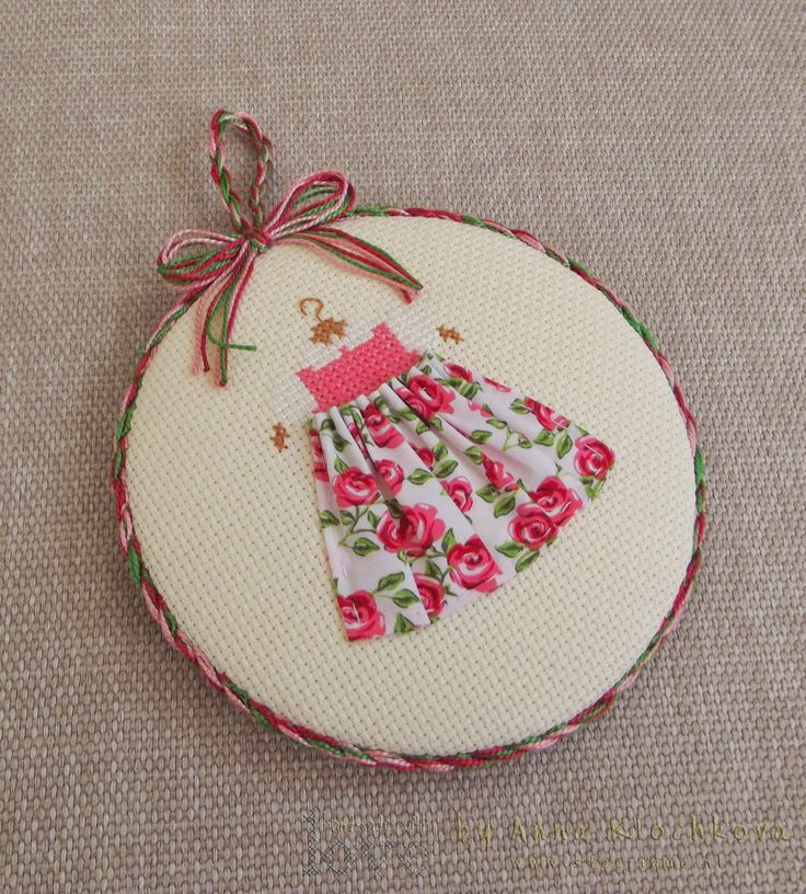 Sfeerique. Handmade with love by Anna Klochkova: My first dress / Мое первое платье