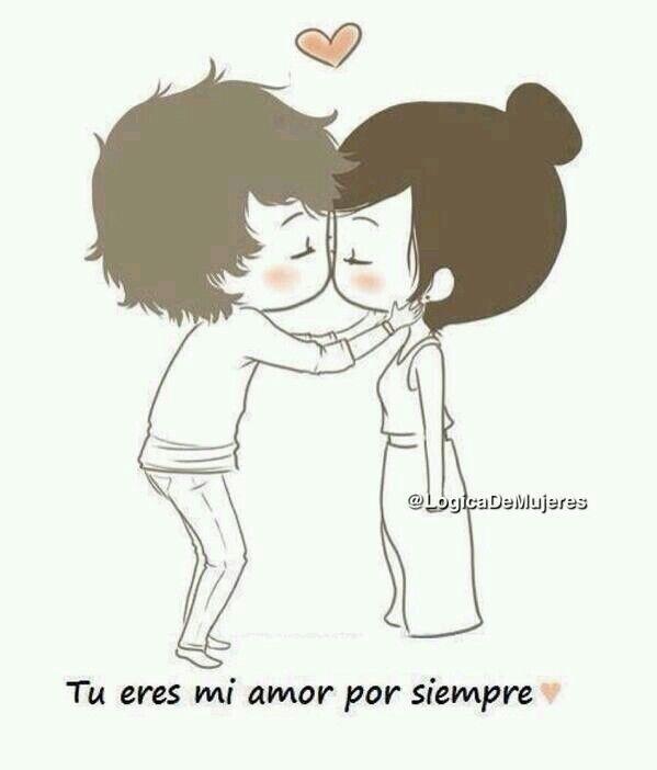 Te amo. Muy bueno