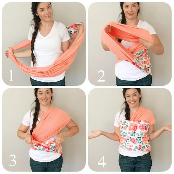 Baby Wrap Carrier Stretchy Baby Carrier Infant Carrier Newborn