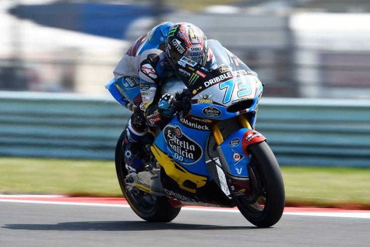 Alex Marquez, Dutch Moto2 2015