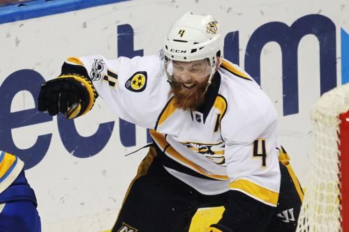 Nashville Predators defenseman Ryan Ellis was on the ice skating alone in the morning ahead of Sunday night's Game 6 of the Stanley Cup…
