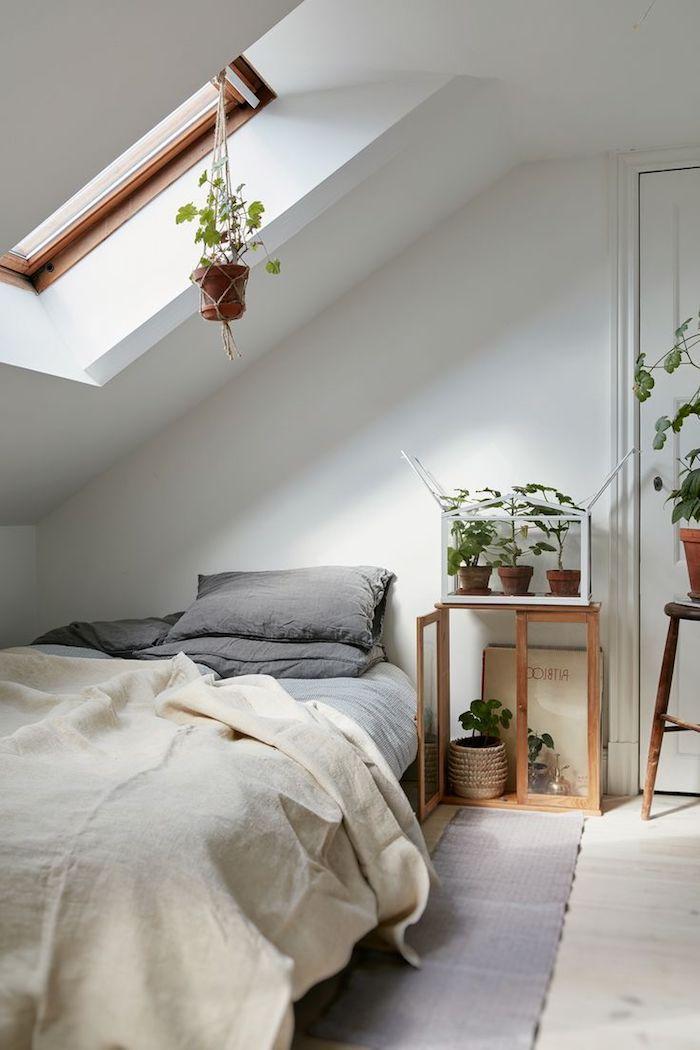 1001 Ideen Fur Die Moderne Dachgeschosswohnung Wohnung