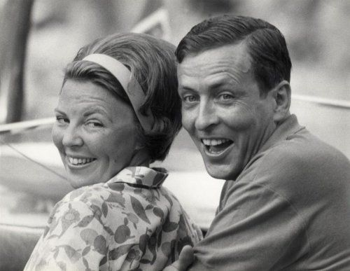 Prince Claus and Queen Beatrix