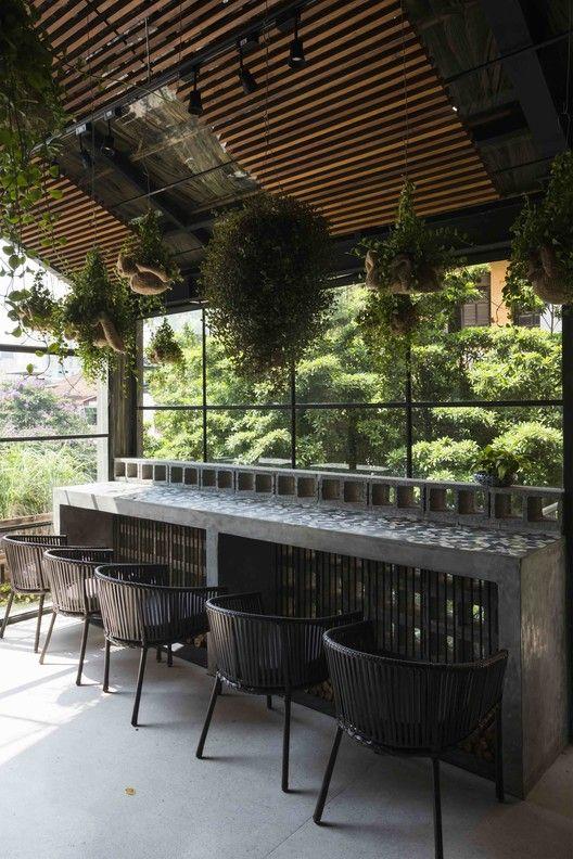Gallery Of Ưu ĐÀm Vegetarian Restaurant Le House 3 Design