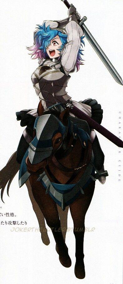 Fire Emblem If/Fates  Peri / Pieri