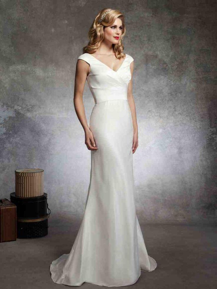 21 best Trumpet Wedding Dresses images on Pinterest | Short ...