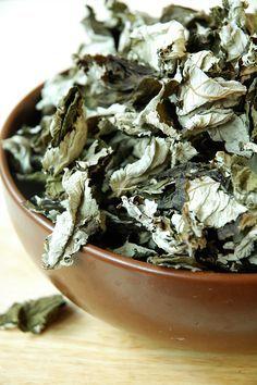 Ферментированный малиновый чай