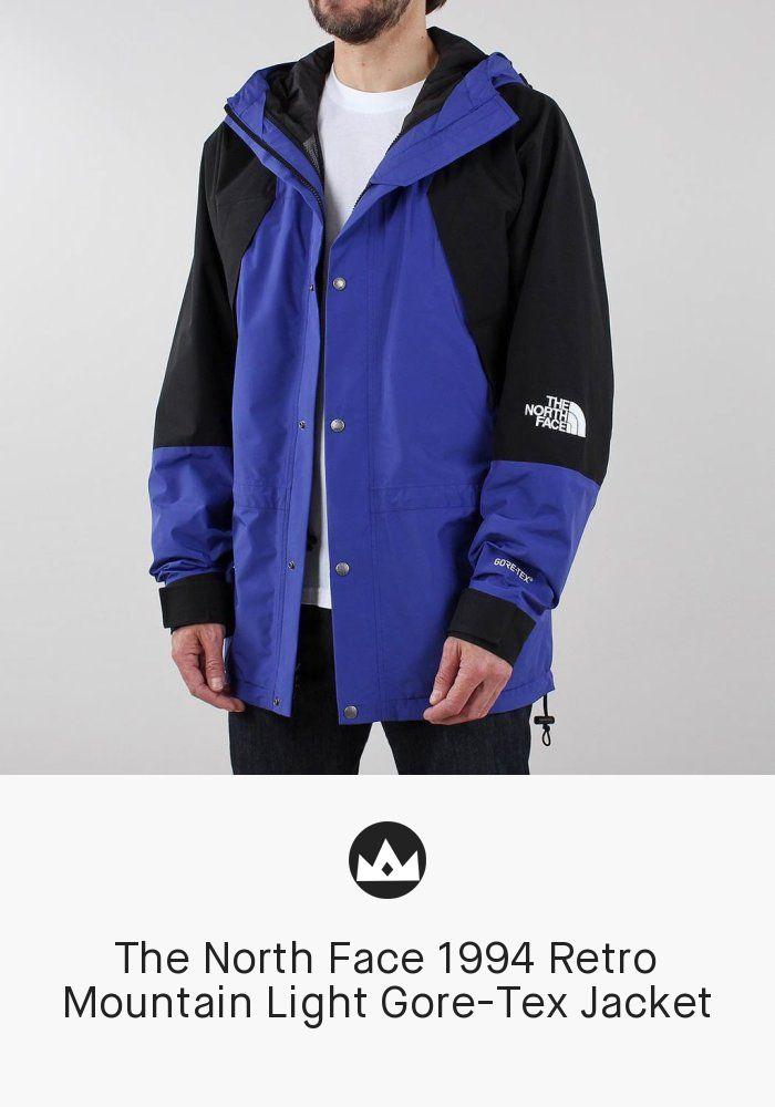 The North Face 1994 Retro Mountain Light Gore Tex Jacket