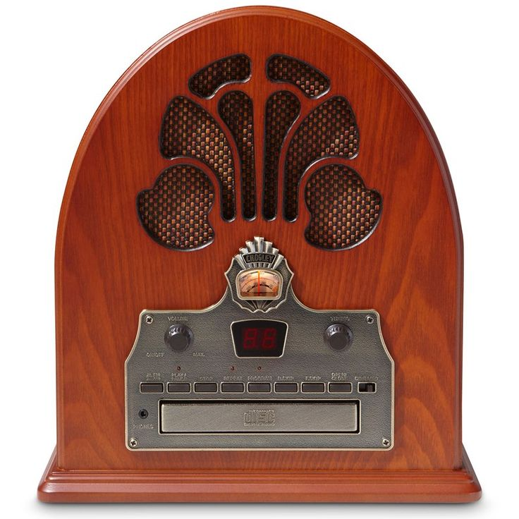 Crosley reg; Cathedral Radio and CD Player | Nostalgic Electronics - Cracker Barrel Old Country Store
