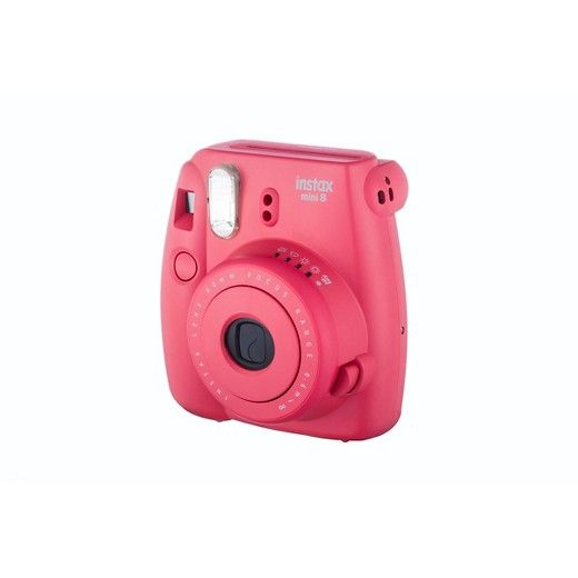 • Instant camera <br>• Auto flash and auto focus<br>• Cool raspberry color<br><br>Instant gratification makes the Fujifilm Instax Mini 8 Instant Film Camera in Raspberry (16443917) a must. Take-and-go memories get a refresh with the exciting Instax camera and your own brand of creativity.