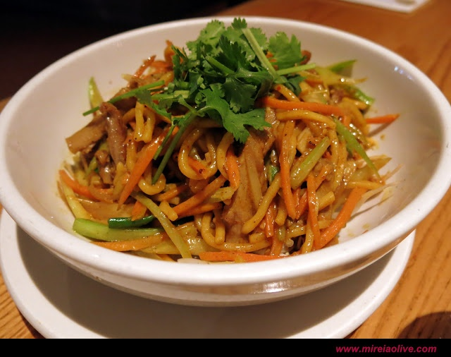 Curried Duck Noodles in Republic (Union Square)