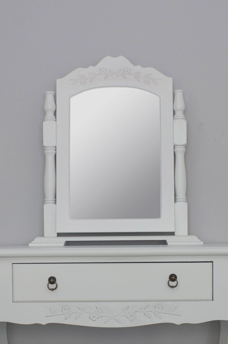 Black vanity salons vanities habitats the mirror outlets mirror - White Dressing Tables With Mirror