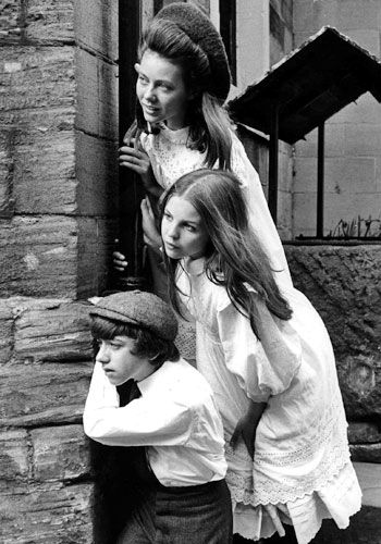 The Railway Children (1970) the original! Has one of the most poignant scenes in any film - Bobby's cry of 'Daddy, my Daddy!' when she sees her father again!