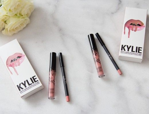 Revue : Lip Kit By Kylie Cosmetics - Si&talk