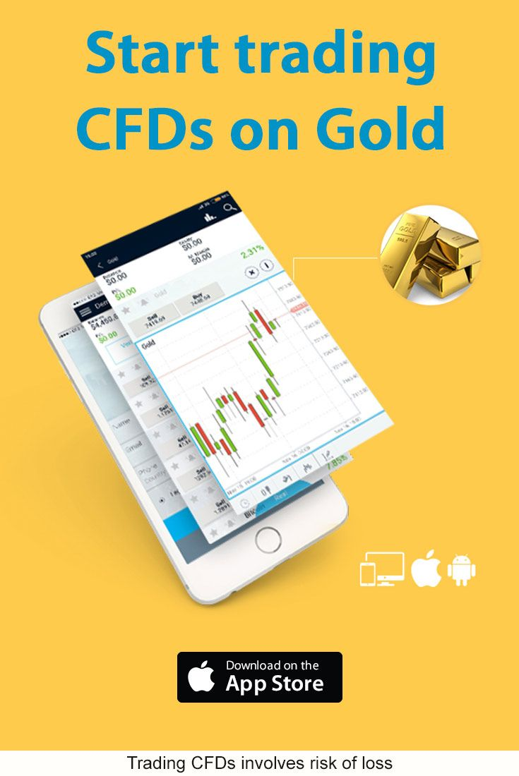Trade Cfds On Gold With A Regulated Company Get The First Trade