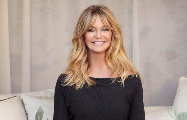 Goldie Hawn's Prescription for Inner Peace
