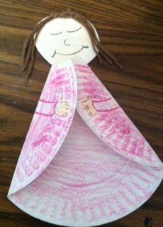 God Answered Hannah S Prayer Bible Craft Bible Crafts