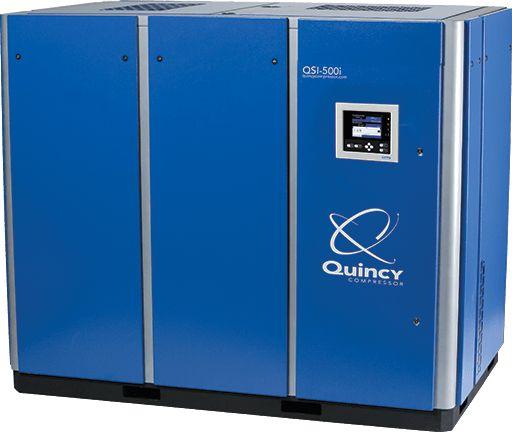 QSI 20-350 hp Premium Industrial Compressors | Quincy Compressor
