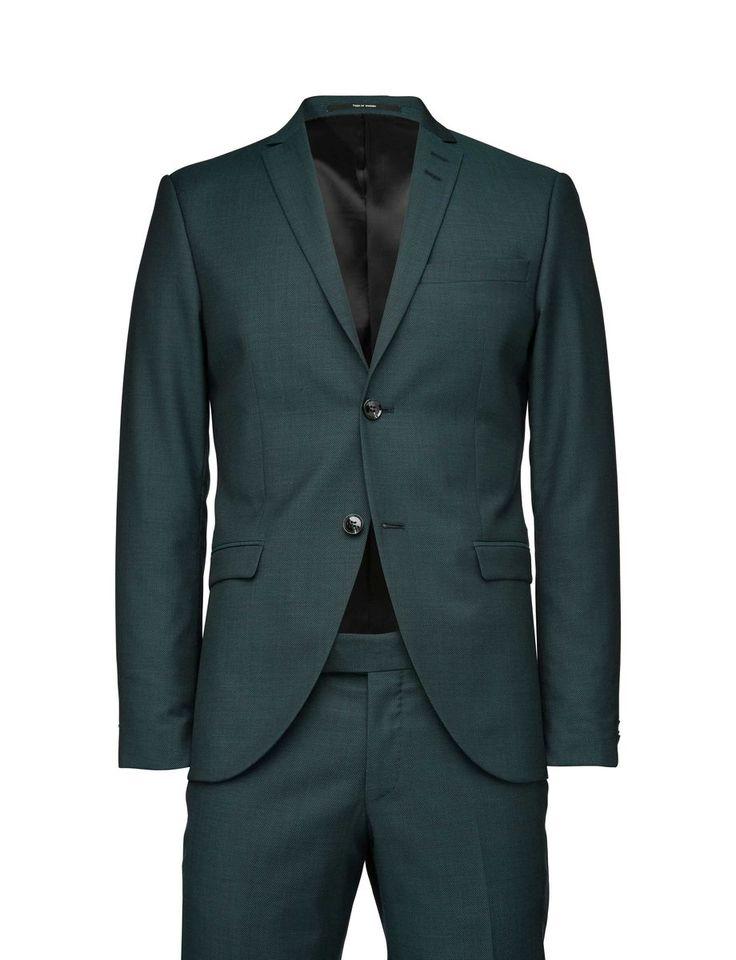 Tiger Of Sweden - Jil Suit in Noble Green