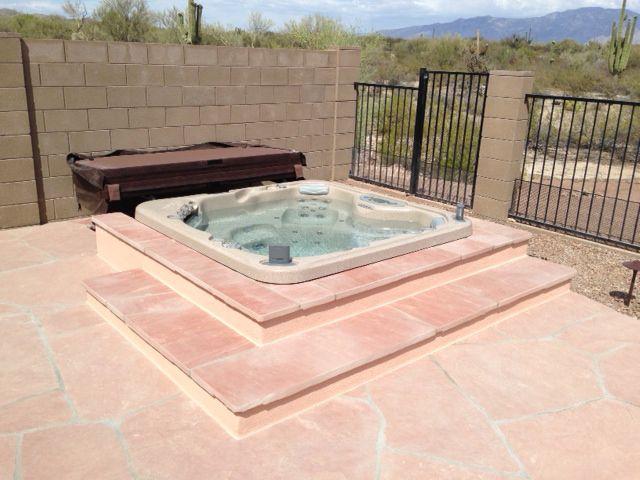 237 Best Hot Tub Images On Pinterest Hot Tubs Backyard