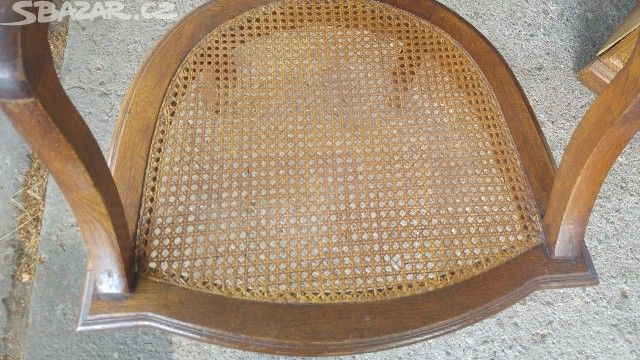 Křeslo...holandský nábytek... - obrázek číslo 2