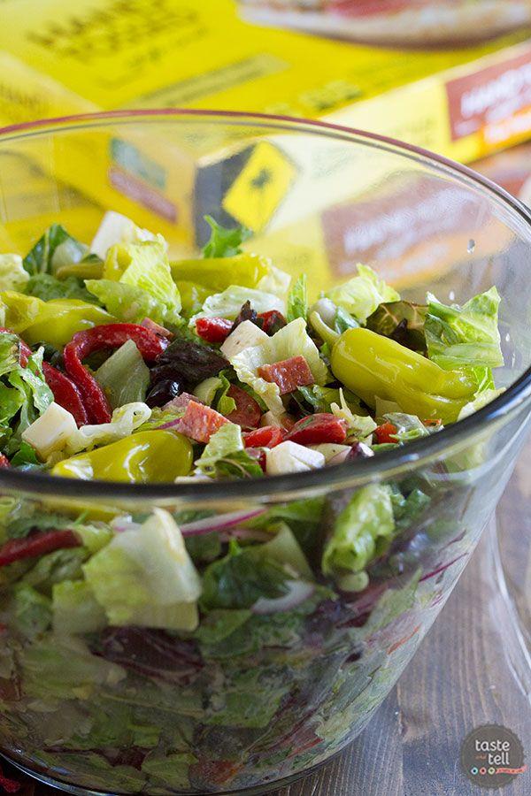 721 best Salads images on Pinterest Antipasto salad, Kitchens and