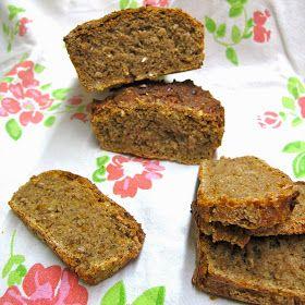 Cozinhar sem Lactose: Rugbrød - Pão de centeio dinamarquês