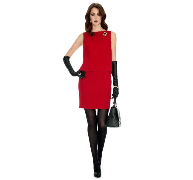 Il rosso è il colore ideale per le donne che vogliono osare e tirare fuori la propria femminilità, sfoggiando un look grintoso, chic e sofisticato.