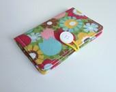 Business / Credit Card Case - Pop Floral
