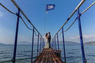 The bridge of our hapiness - Best destination ever - Kefalonia -  http://www.kefaloniawedding.com/ #weddingingreece #ionianislands #kefalonia #mythosweddings